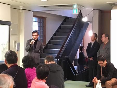 ジャポニズムのガラス展【ギャラリートーク】(2018年11月22日)