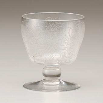 バカラのアンティークグラス 20世紀前期